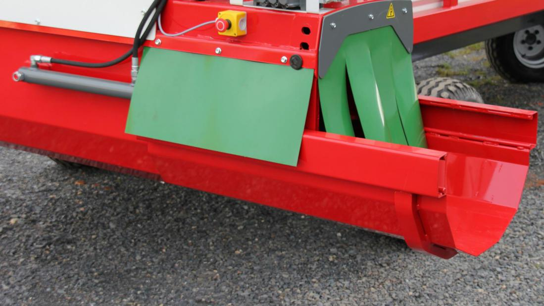 Distributrices pour mangeoires m canis es tra n es galonnier - Tapis alimentation ovin occasion ...